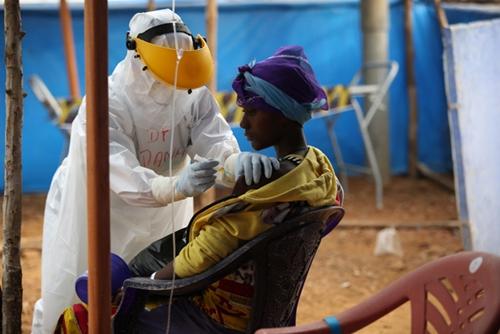 Ebola clinic
