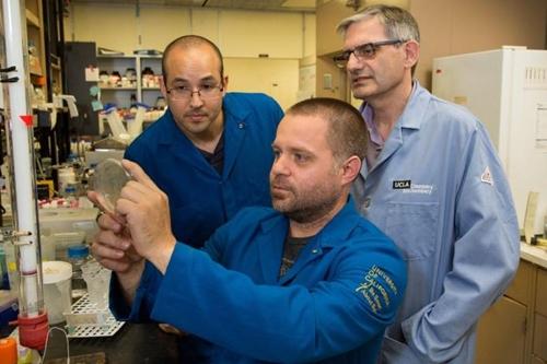 Synthetic biochemistry team