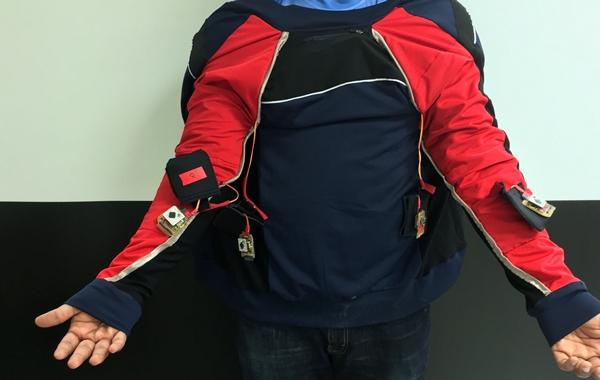 Stroke rehab jacket