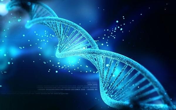 DNA illustration