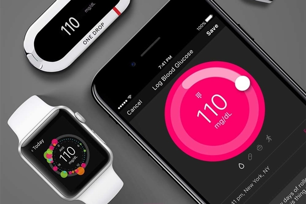 Meter, watch, phone apps
