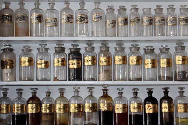 Compound bottles