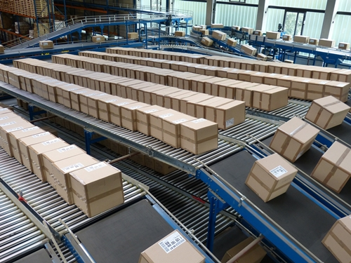 Package warehouse