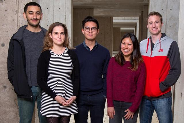 Salk Institute team