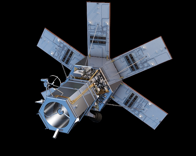 WorldView-4 satellite