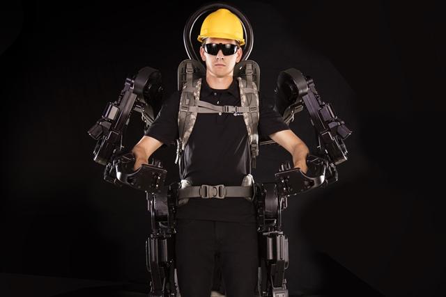 Guardian XO exoskeleton