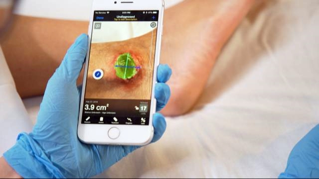 Swift Skin and Wound app