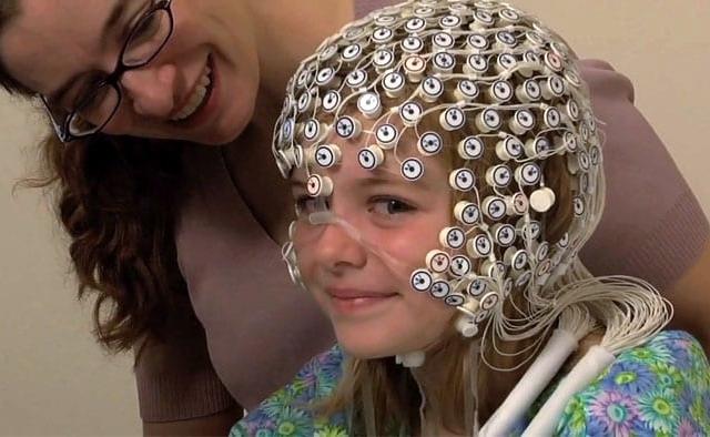 Philips EEG system