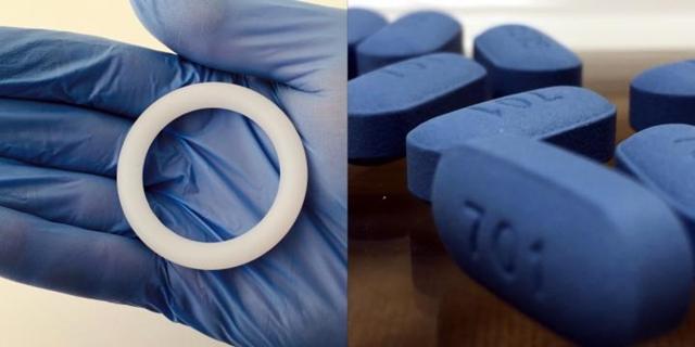 Vaginal ring and PrEP