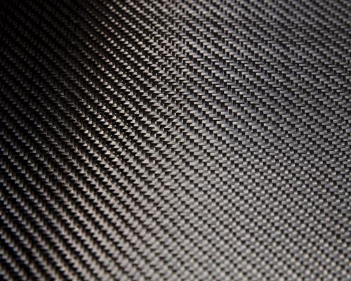 Carbon fiber close-up