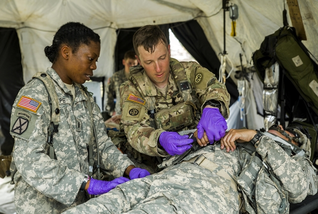Field medical care
