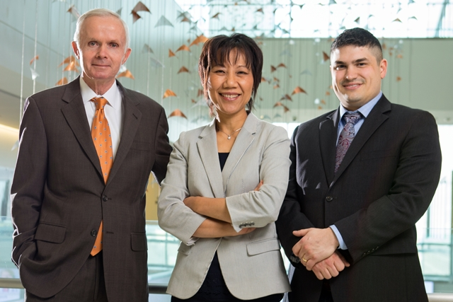 Neurovascular Diagnostics founders