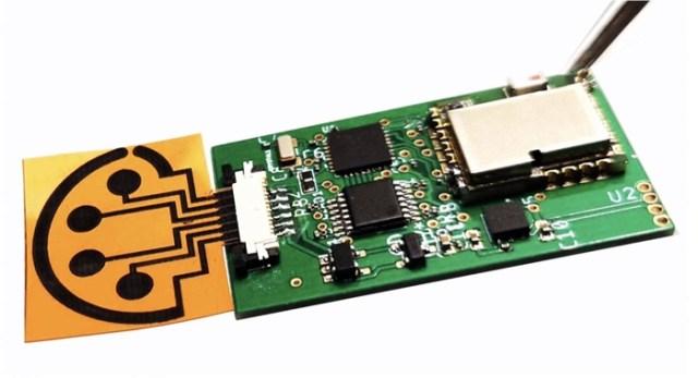 RapidPlex sensor and circuits
