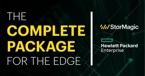 StorMagic Expands HPE Partnership Through Edgeline System Validation With SvSAN