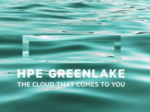 Arrow: HPE GreenLake Provides Consumption Model Without Moving To The Cloud