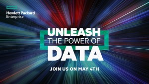 *Webinar*- HPE UNLEASH THE POWER OF YOUR DATA