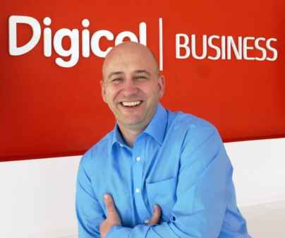 Digicel Business CEO Paul Osborne
