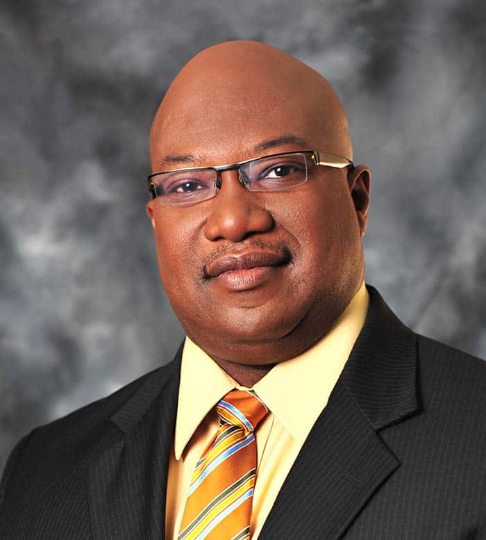 Newly appointed CEO of TSTT Ronald Walcott.