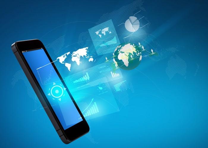 Modern communications technology. Image from BigStock.