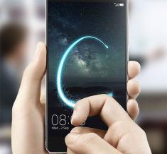 Huawei's Knuckle Input