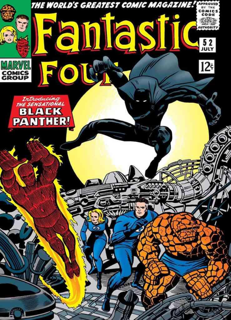 Four colour Panther