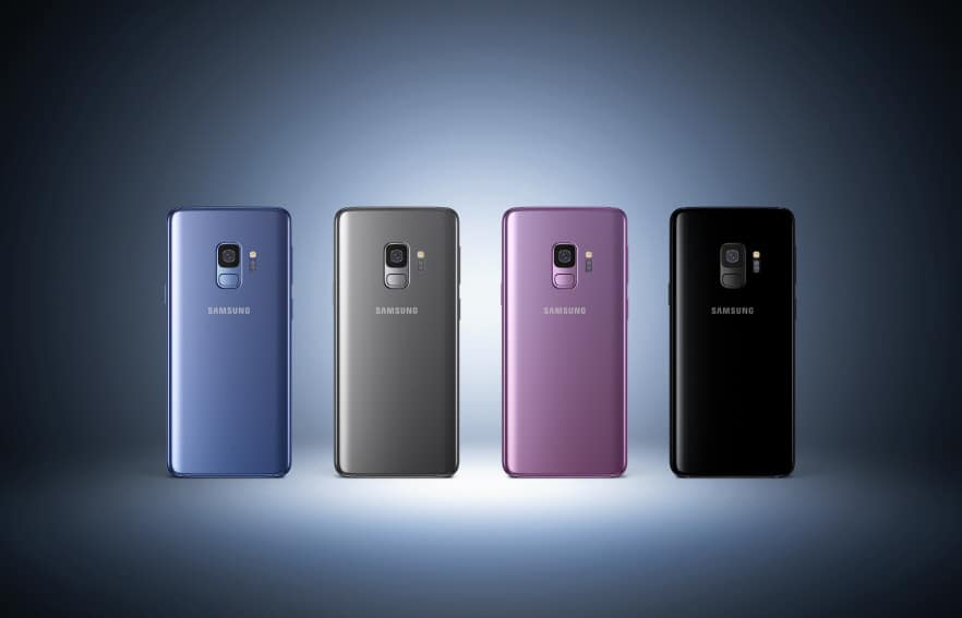 Samsung launches S9 with an emphasis on photos