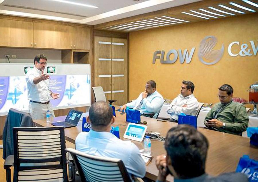 C&W Business talks IT Transformation