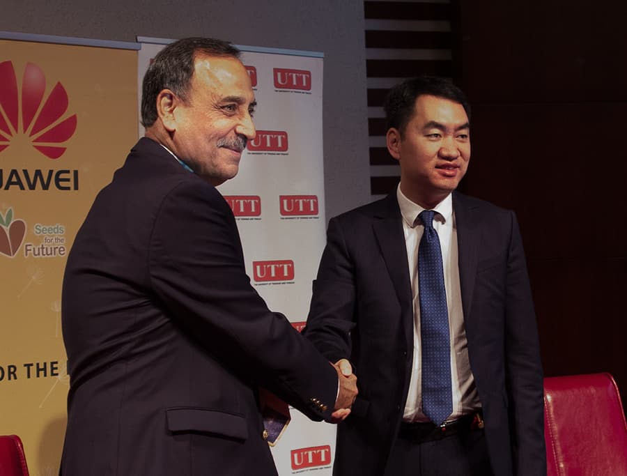 Huawei plants more local 'seeds'