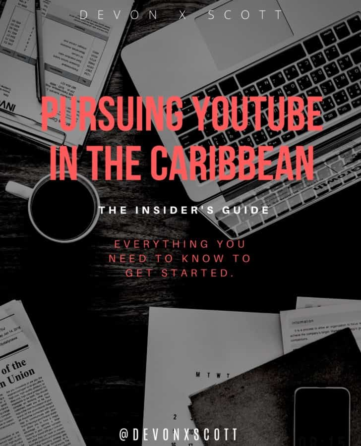 A Caribbean YouTube strategy