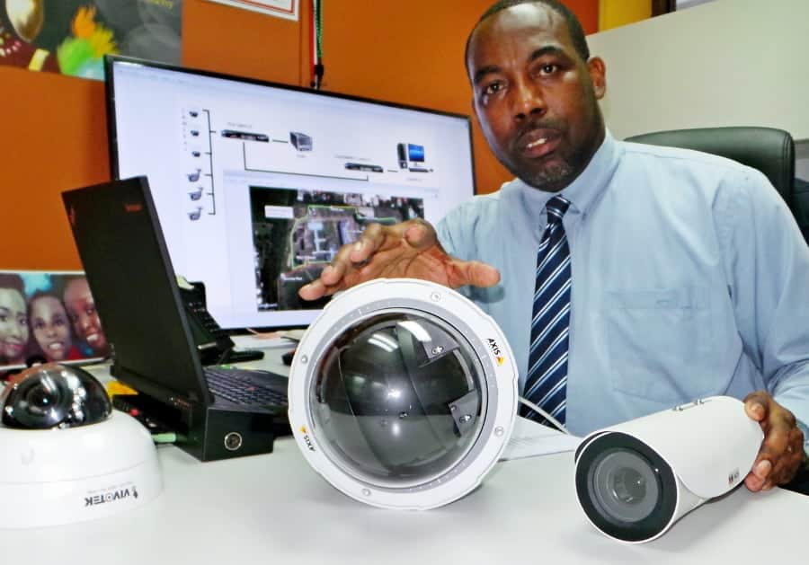 TSTT talks security surveillance