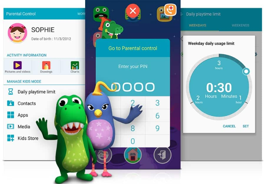 Samsung introduces Kids Mode for its TVs