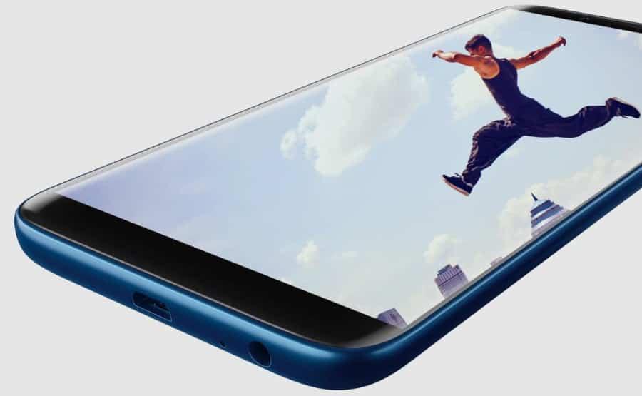 Samsung's new J Series adds Infinity Display