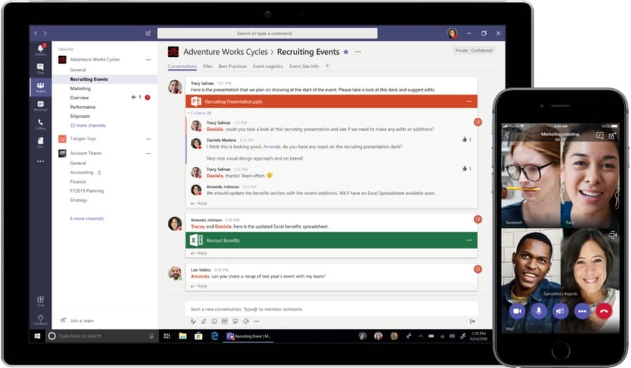 Microsoft presses cloud advantage