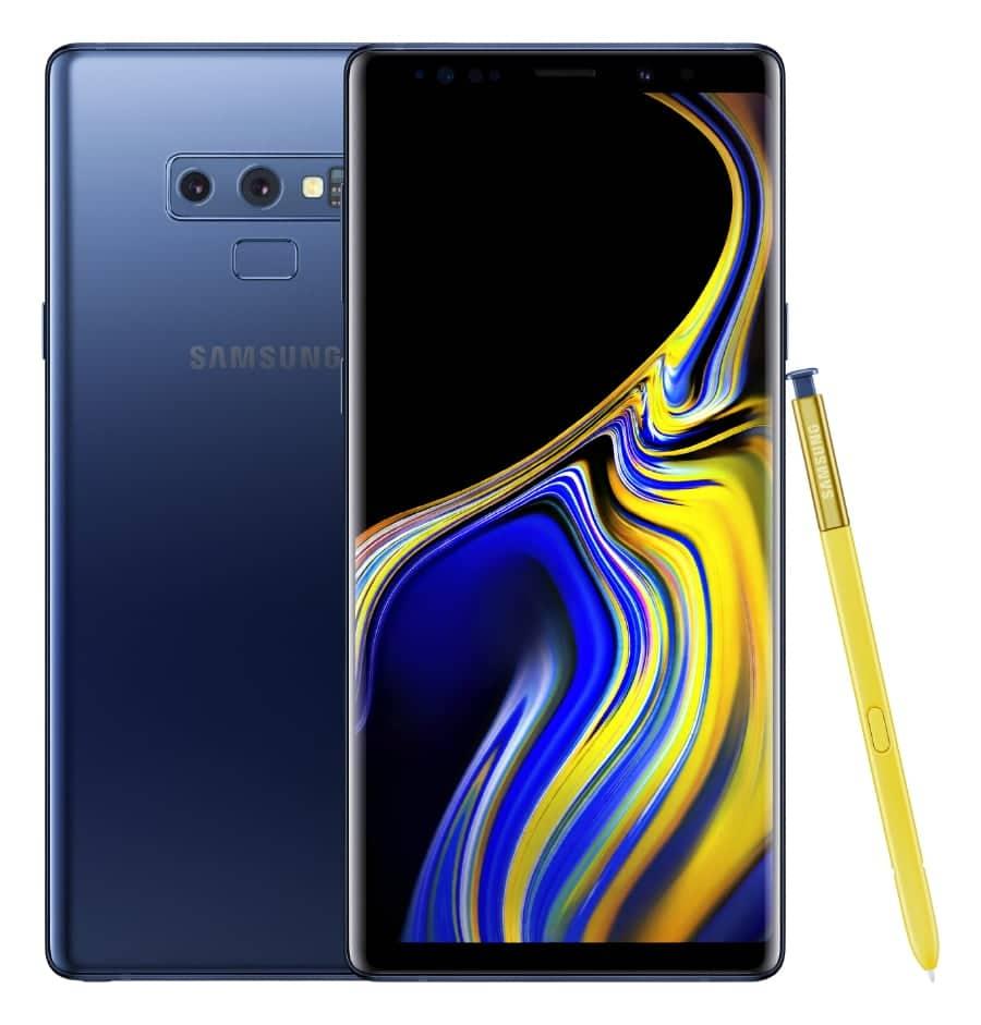 Samsung updates the Note