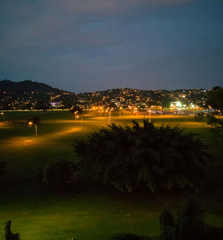 Benchmarking LTE in Trinidad