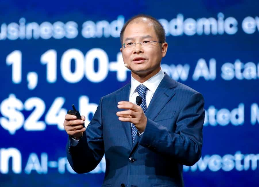 Huawei announces AI strategy