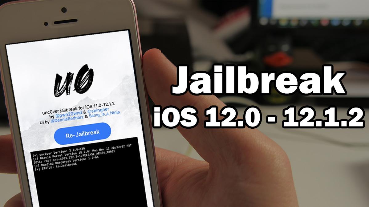 Unc0ver Jailbreak for iOS 12 - iOS 12 1 Adds