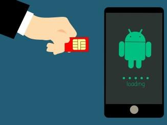 No SIM Card Detected Error