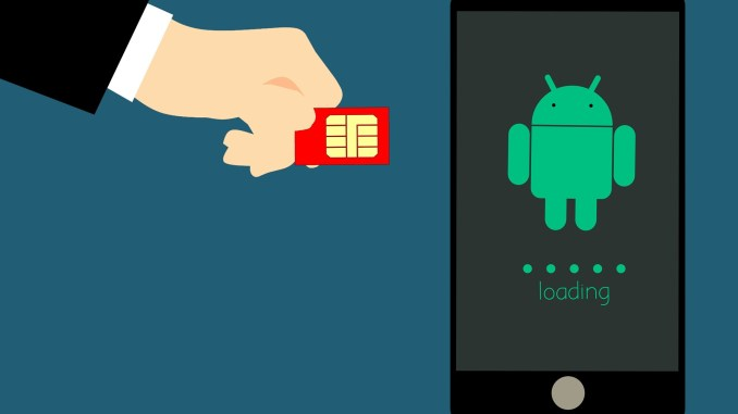 Fix No SIM Card Detected Error On Android - Tech News Watch