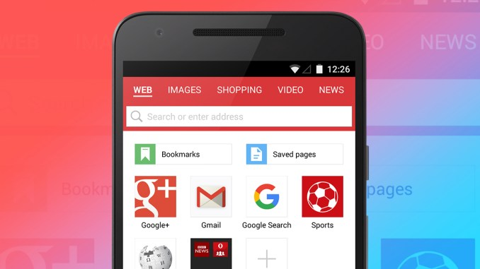Opera Mini 43 1 2254 139964 Update Goes Live Today with New Software