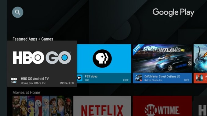 Google Play Store for Android TV 15 3 20 Update is Now Live