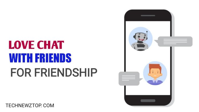 Online Free Chatting application - technewztop.com/