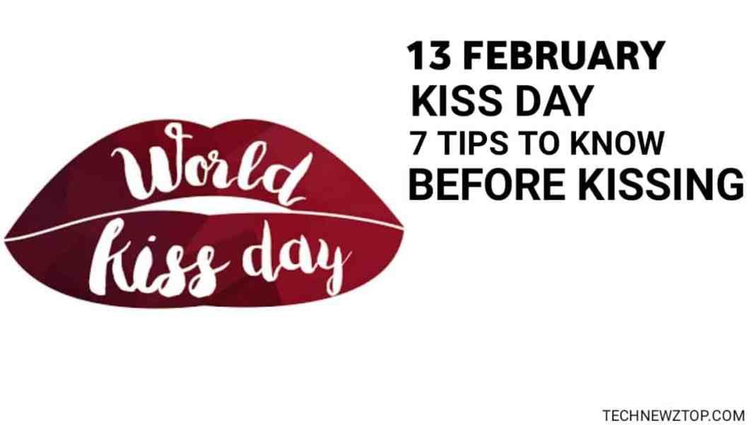 13 February Kiss Day 7 tips - technewztop.com