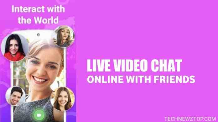 Live Video Chat Online App - technewztop.com