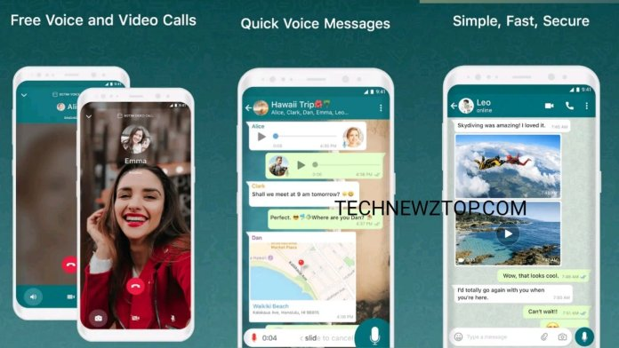 WhatsApp. - technewztop.com