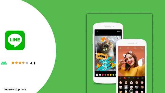 Line is best video calling app