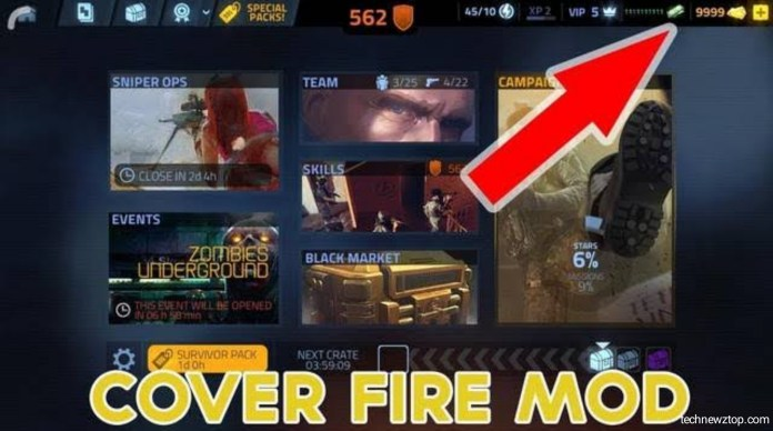 Cover Fire Offline Shooting Games.