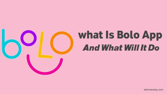 What is the Bolo app and what will it do