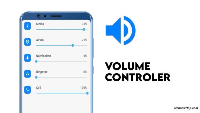 App Volume Controler