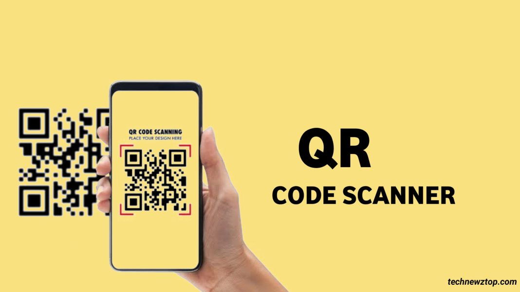 Made In India QR Code Scnner